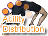 Ability Distribution Logo