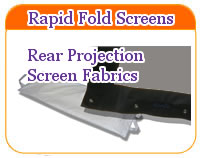 Rapid Fold Rear Fabric