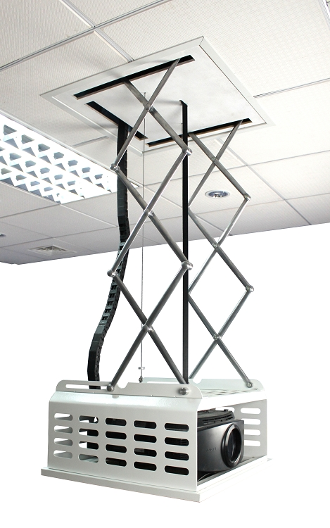 SAPPHIRE SAPPL03 - projector scissor lift with remote control