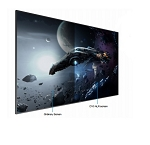Sapphire - SETTS200WSF-AW3D - Active 3D only! - 203cm x 114cm - 16:9 + IR Remote - Tensioned Electric Projector Screen