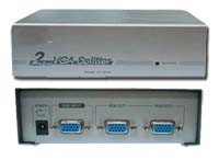 VGA Signal Splitter - 2 Way