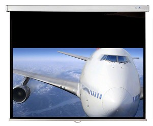 Sapphire Manual Screen Viewing Area 2030mm x 1269mm not channel fix  Approx Case Dimensions L 2250mm x H 89mm x D 87mm