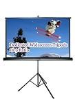 Sapphire - STS150WSF - 150cm x 85cm - 16:9 - Tripod Projector Screen