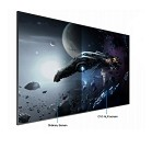 Sapphire Ambient Light Fixed Frame Screen Viewing Area 221cm x 125cm