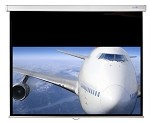Sapphire Manual Screen Viewing Area 2700mm x 1688mm not channel fix Approx Case Dimensions L 2700mm x H 117mm x D 117mm